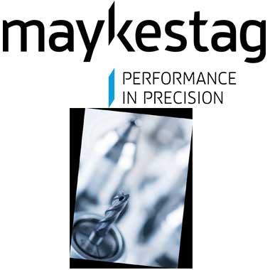 MAYKESTAG Solid carbide milling cutters