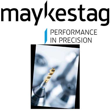 MAYKESTAG SPEEDTAP High performance threading tools